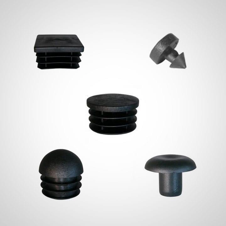 Piedini Plastica Per Sedie.Accessori In Plastica Per Industria Catalogo R F Geron